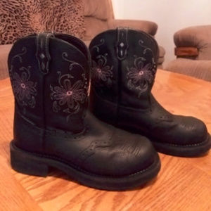 Justin Steel Toe Boots Work Boots Safety Boots